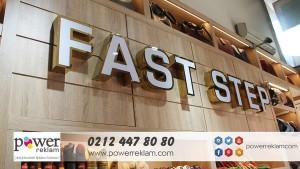 Fast Step-Fileli Krom Tabela