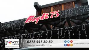 Beyti Restaurant-Paslanmaz Tabela
