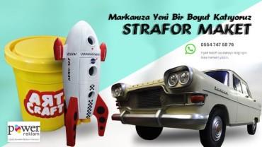 Strafor Maket
