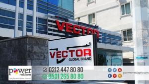 Vector Otomotiv Tabelası