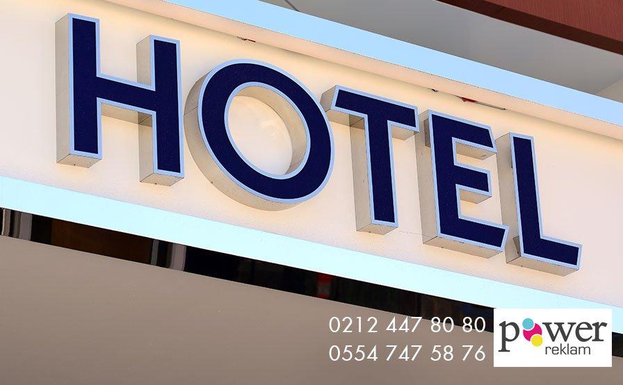 paslanmaz tabela hotel