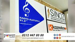 Sinoz Kozmetik-Kabartma Logo