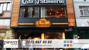 Un Sevdası-Cafe Patisserie