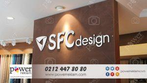 SFC Design-Paslanmaz Tabela
